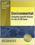 Book Environmental Discipline Specific Review For FE/EIT Exam 2ND EDITION [PB,2006]