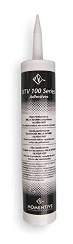 Momentive RTV108 One Part Silicone Sealant, 10.1 Ounce Ca...