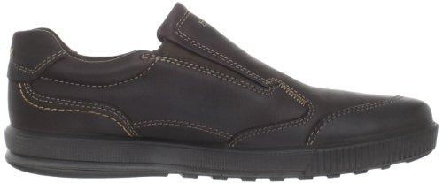 Ecco ECCO BRADLEY 534034 - Zapatos casual de cuero para hombre Marrón