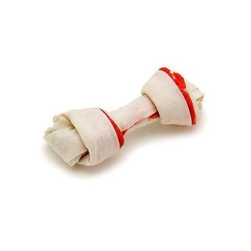 Dingo Dental Bone Medium (White 5.5''-6.0'', 70G), 2.5-Ounce by Dingo
