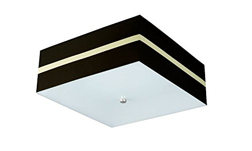 Bauhaus - Lámpara de techo (b40 cm, Modern, diseño Hogar ...