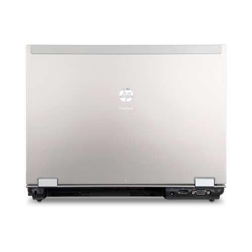 HP EliteBook WJ681AW Notebook - Core i5 i5-520M 2.4GHz - 14-Inch - 2 GB DDR3 SDRAM - 250 GB HDD - DVD-Writer - Gigabit Ethernet, Wi-Fi, Bluetooth - Windows 7 Professional (Hp Ibm Laptop)