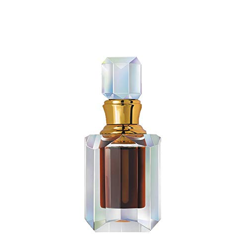 Dehn El Oud Mubarak 6mL | Alcohol Free and Natural Agarwood Oudh Attar | Concentrated Perfume Oil| Gender Neutral for Men and for Women | by Middle East Fragrance Artisan Swiss Arabian (Dubai, UAE)