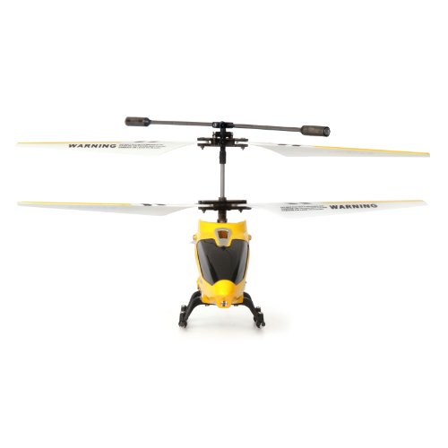 Syma S107G 3.5 Channel RC Heli with Gyro - Yellow