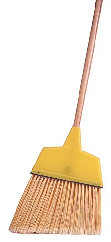 Weiler 44305 - Angle Broom - Plastic, Sweep Width; 12 in, Trim Length; 7-1/2 in (6 Units)