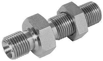 Locknut For Bulkhead Adaptors