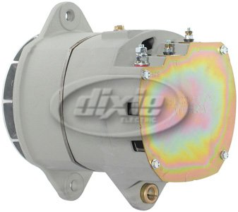 ALTERNATOR 12V 135A 33SI DR IR EF NEG J180 New SPS by Dixie Electric