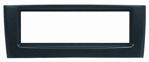 PH 3/414 Mascherina con foro ISO colore nero Fiat Grande Punto 05 PHONOCAR