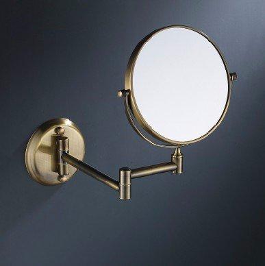 Bathroom mirrors Beauty mirror bathroom vanity mirror wc makeup mirror mirror wall collapses Telescopic Mirror