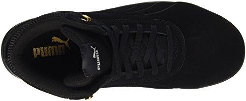 Black Erwachsene Sneaker puma Black Schwarz Puma Puma Desierto 02 Schneestiefel Unisex Z6qxzUw7T