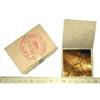 100 hojas de oro, 45 x 45 mm