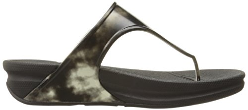 FitFlop™ Superjelly™ Black Tie 6 UK