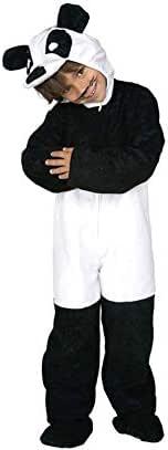 El Rey del Carnaval Disfraz de Oso Panda Buzo infantil A-(3/5 años ...