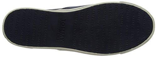 midnight 403 Sneaker Para Zapatillas Tommy Jeans Azul Mujer Tq76v