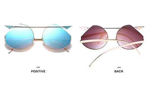 Soleil Cadre Lunettes UV métal Parasol Mode Lunettes de F Classique légères Ultra Femmes Style en YTTY zESa6wqnE