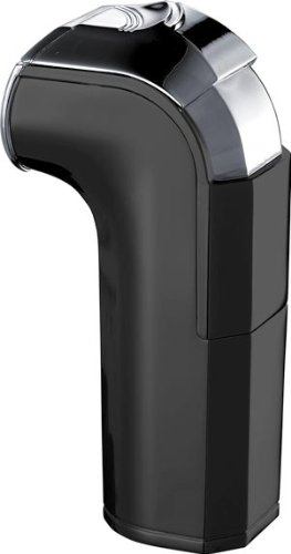Visol Handle Triple Torch Flame Black Matte Cigar Lighter