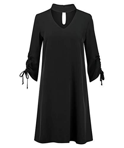 15 Schwarz Kleid Damen Storm Kate wSqfZZ