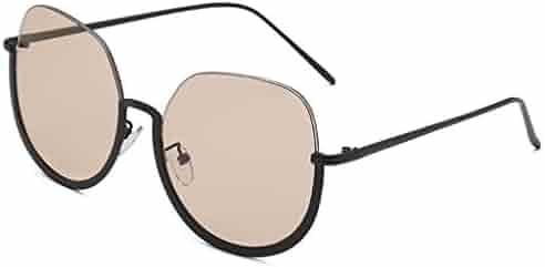 7a588f93b1 Trule Fashion Man Women Beautiful Handsome Irregular Shape Sunglasses  Glasses Vintage Retro Style