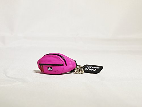 takara-tomy-arts-gregory-outdoor-miniature-mascot-collectible-key-chain-pendant-tailmate-pink-bag