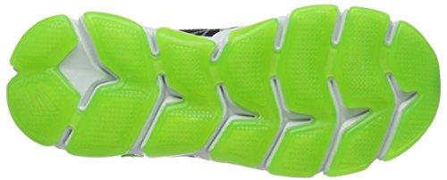 Skechers Kids Boys Skech Air 3.0 rupture Sneaker (Little Kid/Big Kid), Black/Lime, 2.5 M US Little Kid