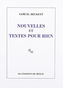 Nouvelles et textes pour rien par Beckett