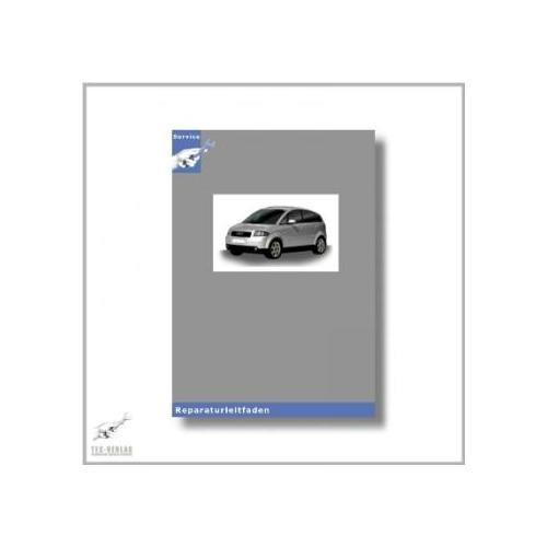 Audi A2 8Z 00-05 Stromlaufplan / Schaltplan - Reparaturleitfaden ...