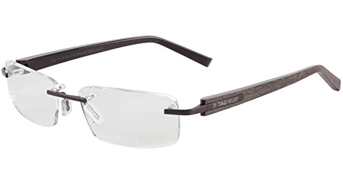 tag-heuer-eyeglasses-trends-th8104-th-8104-010-chocolate-tagheuer-rimless-56mm