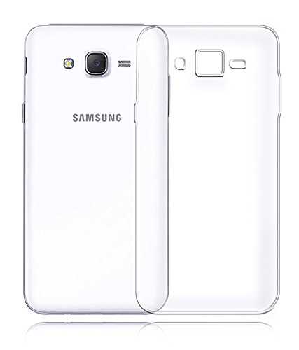 OffersOnly Transparent Back Cover for Samsung Galaxy J5 2016
