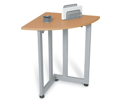 OFM 55107-GRPT Quarter Round Table/Telephone Stand by OFM (Image #1)