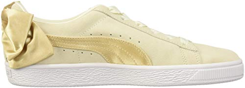 Chaussures Bsqt W Suede Marshmallow metallic Puma Bow Sw1WzqPW6