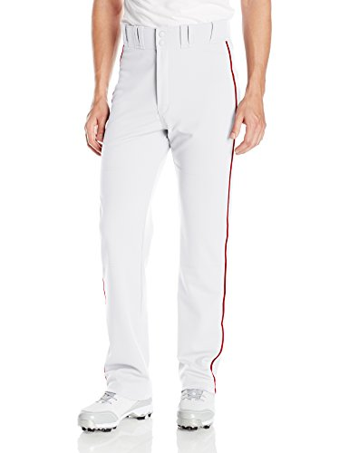 baseball pants with red piping - 9