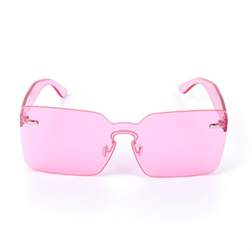 JAGENIE gris diseño cuadradas para caramelos color Pk Pk integradas de Gafas de sol mujer r0qBrPa