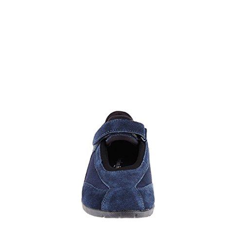Drew Shoe Womens Joy Navy Suede/Stretch bDLXUObyoY