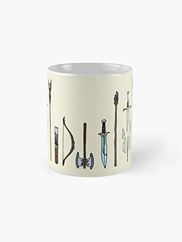 The Lord Of The Rings 11oz Mug - The best gift for family and friends. ()