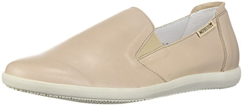 Mephisto Women's korie Sneaker, Light Taupe, 5 M US