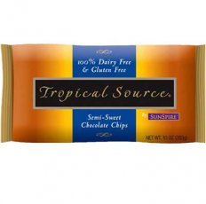 Eskal - Tropical Source Choc Chips - 283g