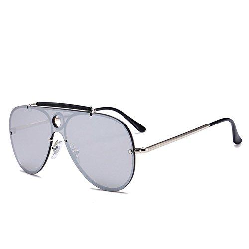 F 138 reflexivas manera sol NIFG gafas 140 52m de de sol de siameses m Gafas de unisex las la 6Y6tqwBU