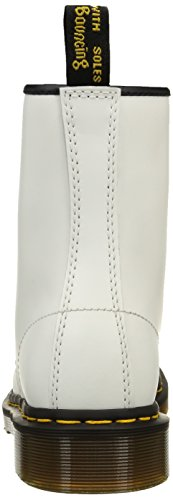 Smooth 1460 White Dr Stivali Martens Bianco Last Smooth Unisex 1460 Adulto 59 wP77q1E5