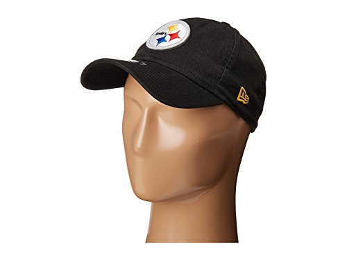 New Era Men's Pittsburg Steelers 920 Core Black One Size Fits All