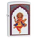 ganesha pocket lighter cream matte