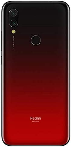 Xiaomi Redmi 7 Dual SIM 32GB 3GB RAM Lunar Red