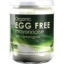 Plamil Organic Egg Free Mayonnaise Lemongrass 315g jars by Plamil by Plamil