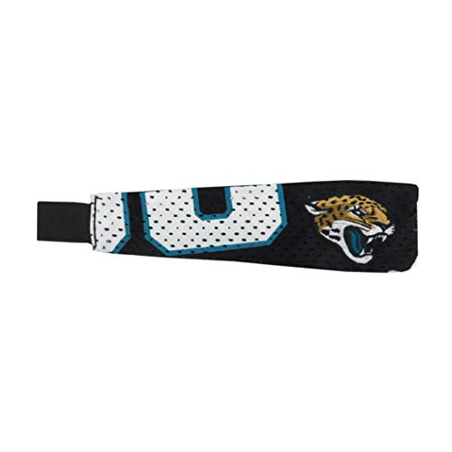 (NFL Jacksonville Jaguars Jersey FanBand Headband )