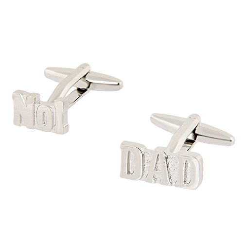Number 1 Dad Cufflinks 1 Dad Cufflinks