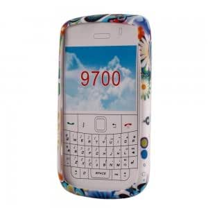 Crystal Cases for BlackBerry 9700 TPU Series Color Covers