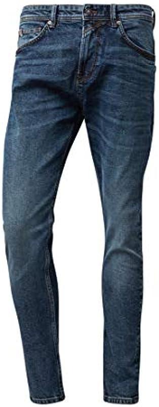 TOM TAILOR Denim dżinsy Conroy Tapered jeansy: Odzież