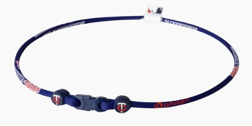 Phiten Minnesota Twins MLB Necklace, 18