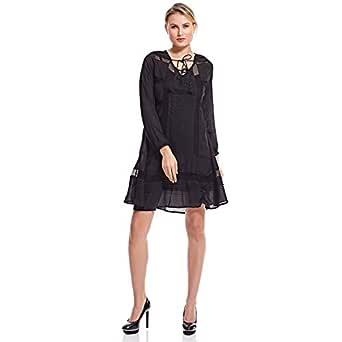 Amenapih Casual Straight Dress For Women