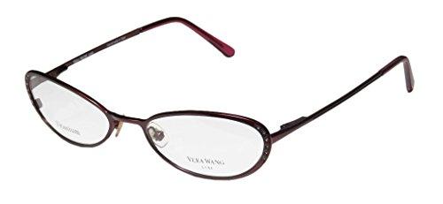 vera-wang-epiphany-i-womens-ladies-rxable-collectible-designer-full-rim-titanium-rhinestones-spring-