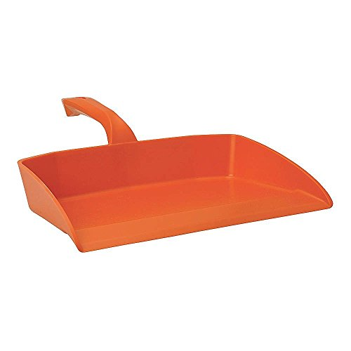 - Quickie Professional Heavy-Duty Dustpan, Orange 6 pieces